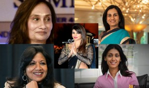 Indian Women who made it to Forbes most powerful women list