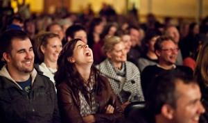 Hitting the Funny Bone of Your Audience