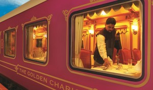 Luxury India Trains