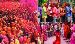 Holi 2018 – 8 Best & fun Places to Celebrate in India