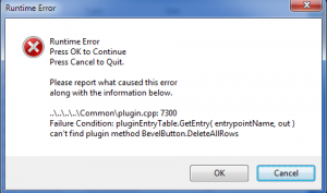 Runtime Error 203 – What Does it Mean, How Can I Get Rid of it?