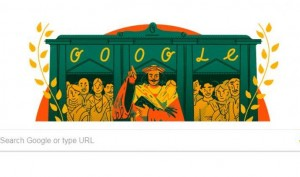 Google celebrates Raja Ram Mohan Roy 246th birth anniversary with a Doodle