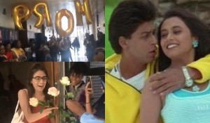 This guy's prom-posal using Shah Rukh Khan's Kuch Kuch Hota Hai song will melt your heart!