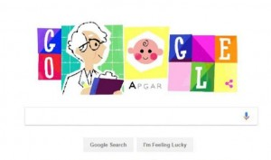 Google pays respect to Dr. Virginia Apgar, Inventor of 'Apgar Score' on 109th birth anniversary with a doodle