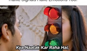Mumbai police gives a twist to Janhvi Kapoor's Dhadak dialogue and Twitterati can't stop laughing
