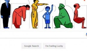 Google Doodle remembers the achievements of Indian scientist Prasanta Chandra Mahalanobis on 125th birth anniversary