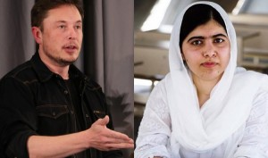 Malala's otherworldly 'Hello' message to Tesla CEO Elon Musk will crack you up