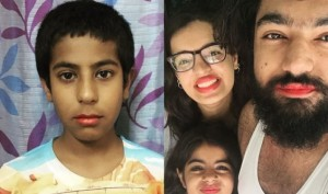 9-year-old boy bullied for wearing lipstick, cousins came out in support. Here's what they did.