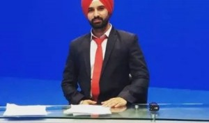 Pakistani news channel Public TV hires country's first male Sikh news anchor, Tweeple can't stop praising