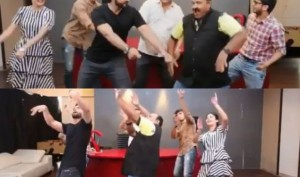 Dancing uncle breaks internet again! This time for Kamariya Challenge with Jackky Bhagnani, Kritika Kamra